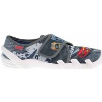 Pantofi Femei Papuci de casă Befado 273Y315 Gri