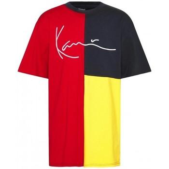 Îmbracaminte Bărbați Cămăsi mânecă scurtă Karl Kani CAMISETA MULTICOLOR HOMBRE  6030929 Multicolor