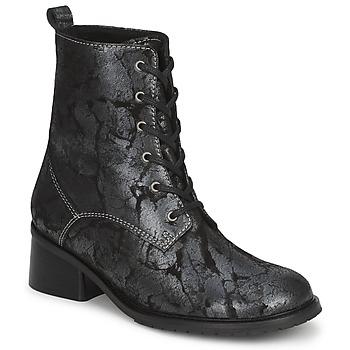 Pantofi Femei Ghete Tiggers ROMA Negru