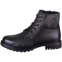 Pantofi Bărbați Ghete Bugatti Enzio Negre