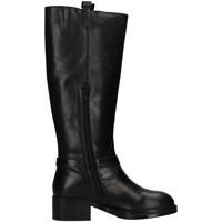 Pantofi Femei Cizme casual Apepazza F1BEATRIX11/LEA BLACK