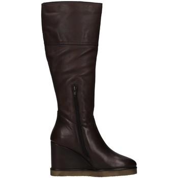 Pantofi Femei Cizme casual Café Noir C1GC1240 BROWN