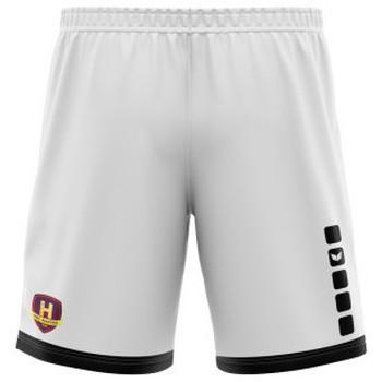 Îmbracaminte Bărbați Pantaloni scurti și Bermuda Erima Short extérieur Nantes 2021/22 blanc/violet
