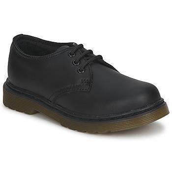 Pantofi Copii Pantofi Derby Dr Martens Dm J Shoe Negru