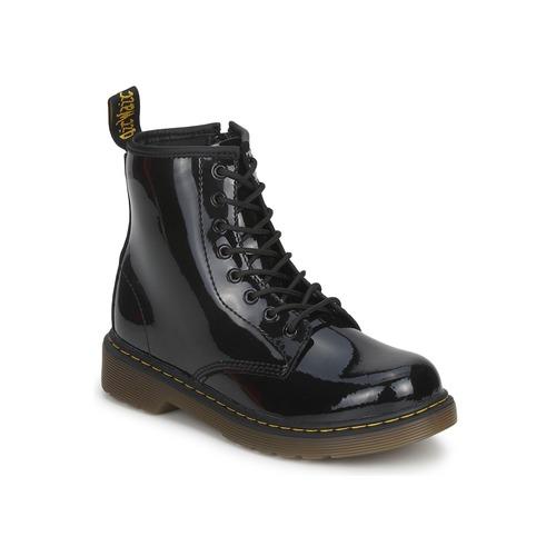 Pantofi Fete Ghete Dr Martens DELANEY Negru