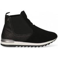 Pantofi Fete Botine Bubble 58892 Negru