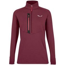 Îmbracaminte Femei Bluze îmbrăcăminte sport  Salewa Vajolet PL R W HZ Vișiniu