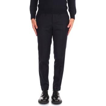 Îmbracaminte Bărbați Pantaloni de costum Incotex ZR851Z 1645T Blue