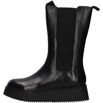 Pantofi Femei Botine Apepazza F1ZAIRA01/LEA BLACK