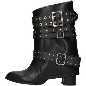 Pantofi Femei Botine Bruno Bordese BOSGIULIA BLACK