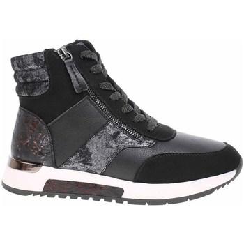 Pantofi Femei Pantofi sport stil gheata Jana 882521127098 Grafit
