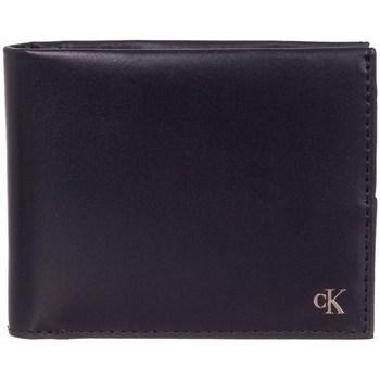 Genti Bărbați Portofele Calvin Klein Jeans Mono Hardware Negre