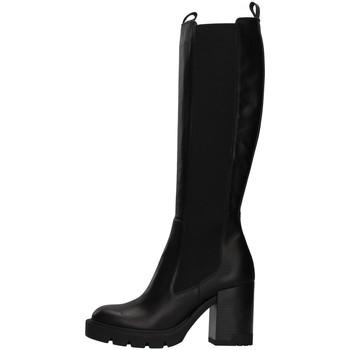 Pantofi Femei Cizme casual Janet&Janet 02353 BLACK