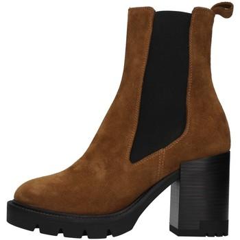 Pantofi Femei Botine Janet&Janet 02350 BROWN