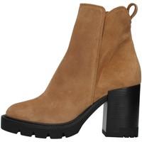 Pantofi Femei Botine Janet&Janet 02351 BROWN