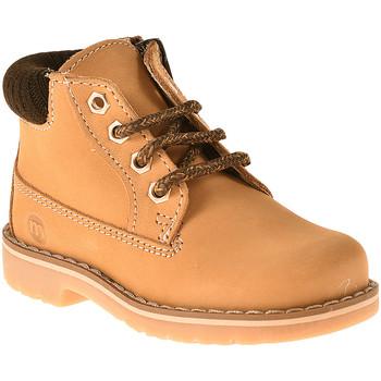 Pantofi Copii Ghete Melania ME1628B8I.E Galben