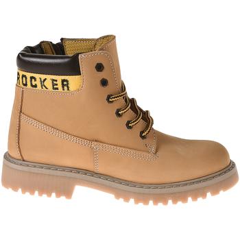 Pantofi Copii Ghete Melania MK6063F8I.C Galben