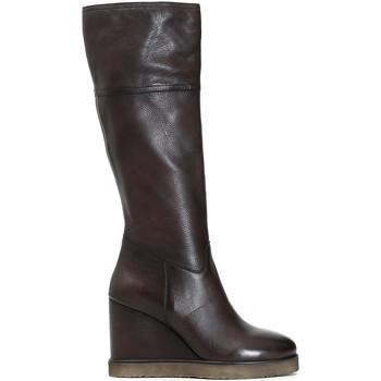 Pantofi Femei Cizme casual Café Noir GC1240 Maro