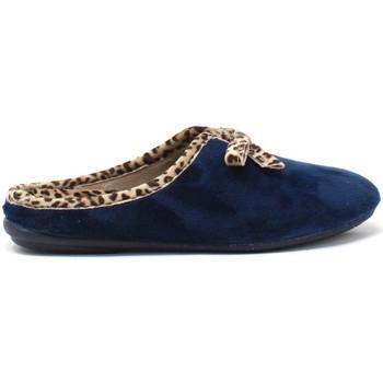 Pantofi Femei Papuci de casă Susimoda 6127 Albastru