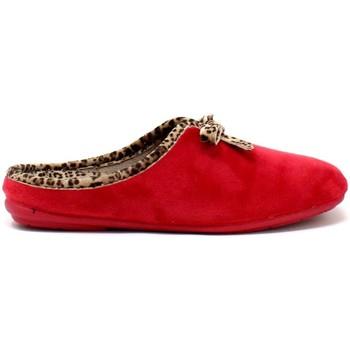 Pantofi Femei Papuci de casă Susimoda 6127 Roșu