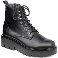 Pantofi Femei Ghete CallagHan 46002 Negru