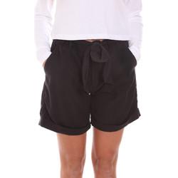 Îmbracaminte Femei Pantaloni scurti și Bermuda Gas 375274 Negru