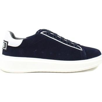 Pantofi Copii Pantofi sport Casual 4us 4U-002A Albastru