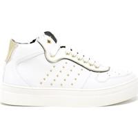 Pantofi Copii Pantofi sport Casual 4us 4U-062 Alb