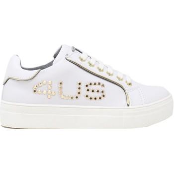 Pantofi Copii Pantofi sport Casual 4us 4U-064 Alb