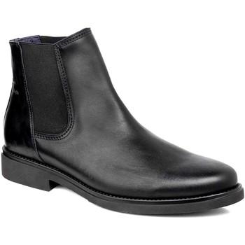 Pantofi Bărbați Ghete CallagHan 44705 Negru