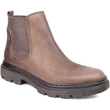 Pantofi Bărbați Ghete CallagHan 45102 Maro