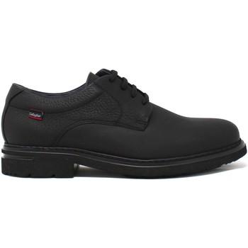Pantofi Bărbați Pantofi Derby CallagHan 16400 Negru