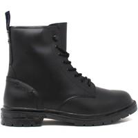 Pantofi Bărbați Ghete Wrangler WM12040A Negru
