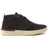 Pantofi Bărbați Ghete Wrangler WM12092A Maro