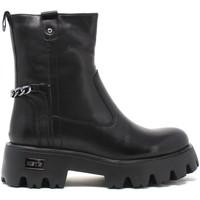 Pantofi Femei Botine Keys K-5750 Negru