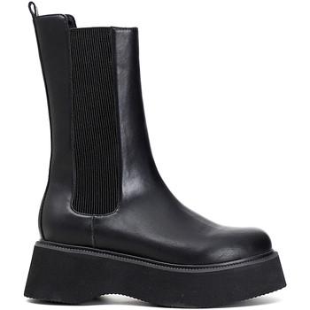 Pantofi Femei Botine Café Noir FL9040 Negru