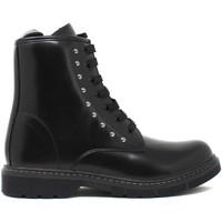 Pantofi Femei Ghete Keys K-5770 Negru