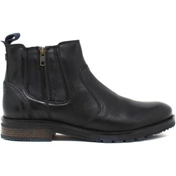 Pantofi Bărbați Ghete Wrangler WM12052A Negru
