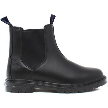 Pantofi Bărbați Ghete Wrangler WM12041A Negru