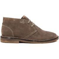 Pantofi Bărbați Ghete Wrangler WM12070A Maro