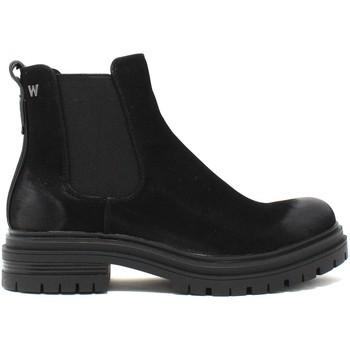 Pantofi Femei Botine Wrangler WL12615A Negru