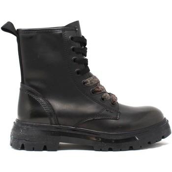 Pantofi Femei Ghete Wrangler WL12570A Negru