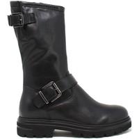 Pantofi Femei Cizme casual Valleverde 49210 Negru