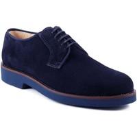 Pantofi Bărbați Pantofi Derby Exton 443 Albastru