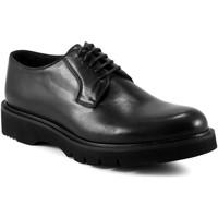 Pantofi Bărbați Pantofi Derby Exton 668 Negru