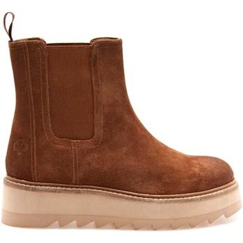 Pantofi Femei Botine Apepazza F1COUNTRY01/SUE Maro