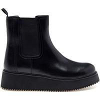 Pantofi Femei Botine Apepazza F1ZAIRA02/LEA Negru