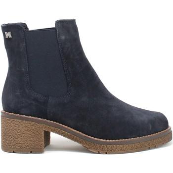 Pantofi Femei Botine CallagHan 29505 Albastru