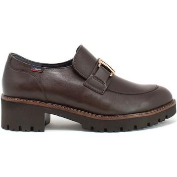 Pantofi Femei Mocasini CallagHan 13438 Maro