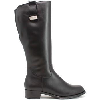 Pantofi Femei Cizme casual CallagHan 79207 Negru